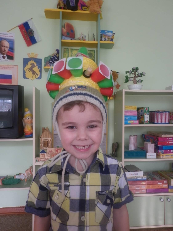 Шляпа мальчикам своими руками