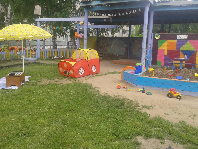 Оборудование для детской площадки в детском саду своими руками